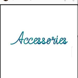 7/30.00 SCARVES BUCKLES & MORE